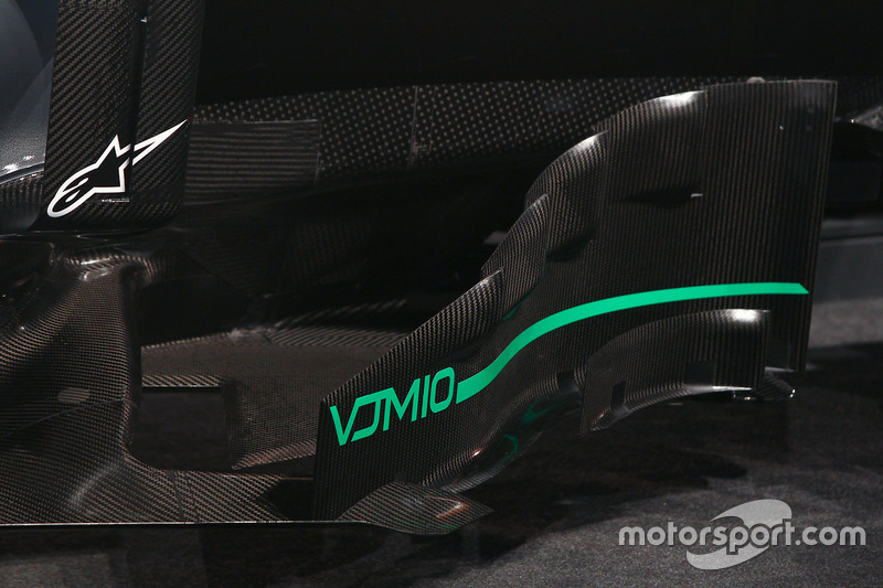 Sahara Force India F1 VJM10 detail