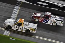 Kaz Grala, GMS Racing, Chevrolet; Austin Wayne Self, Toyota