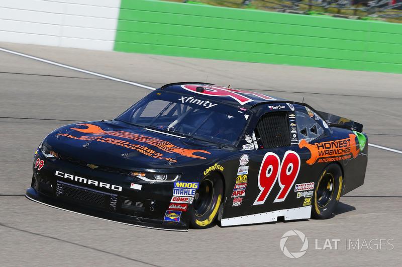 David Starr, BJ McLeod Motorsports Chevrolet