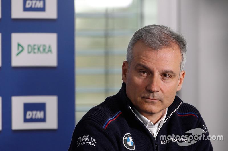 Jens Marquardt, BMW-Motorsportdirektor