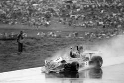1. Vittorio Brambilla, March 751-Ford, nach Crash