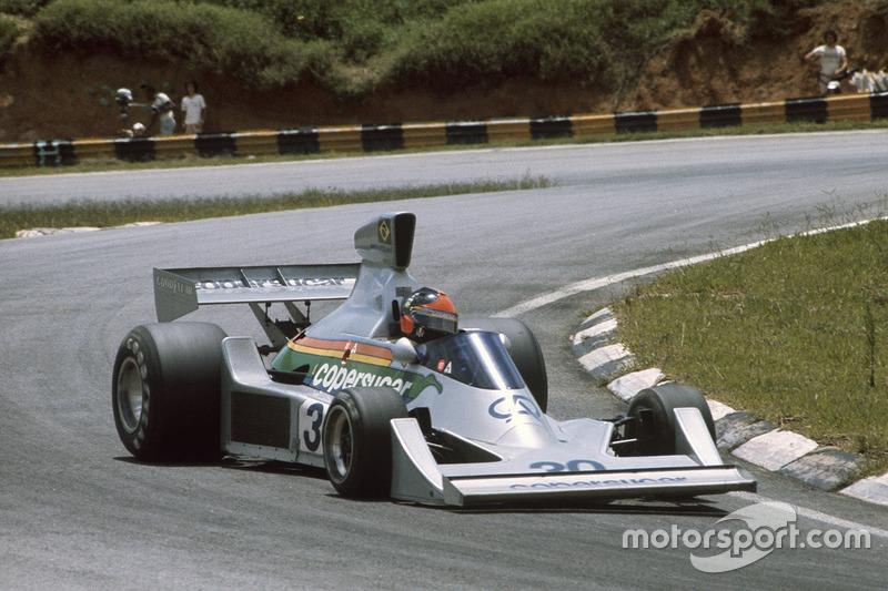 1976 - Emerson Fittipaldi, Copersucar FD04 Ford