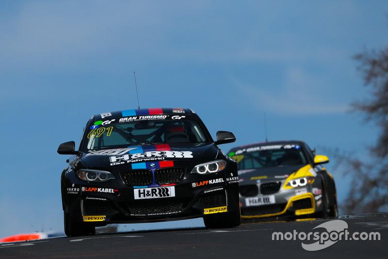 Michael Schrey, BMW M235i Racing Cup, Yannick Mettler, BMW M235i Racing Cup