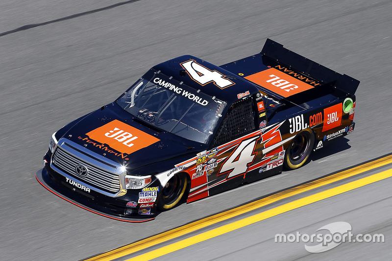 #4 Christopher Bell (Busch-Toyota)