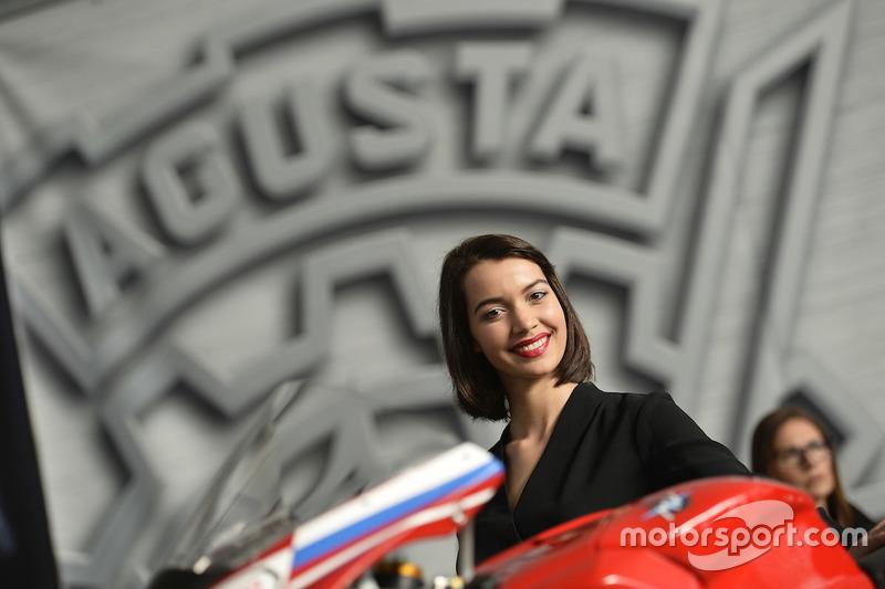 Презентация команды МV Agusta Reparto Corse Yakhnich Motorsport, 2014