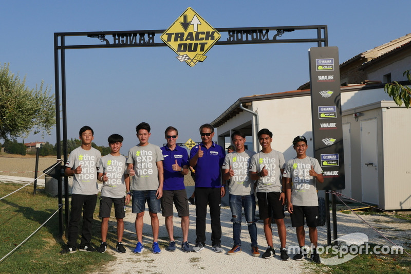 2nd Yamaha VR46 Master Camp