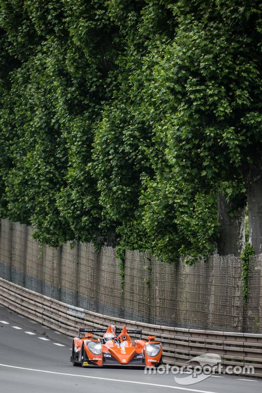 #38 G-Drive Racing Gibson BR01 Nissan: Саймон Долан, Джейк Денніс, Гідо ван дер Гарде