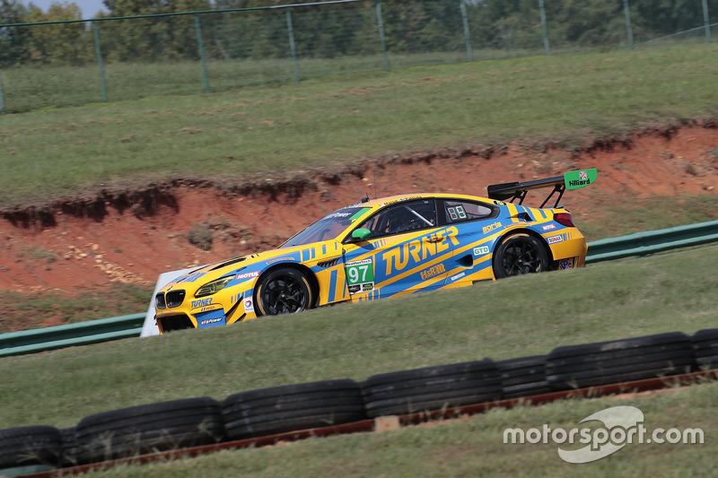 #97 Turner Motorsport BMW M6 GT3: Michael Marsal, Markus Palttala