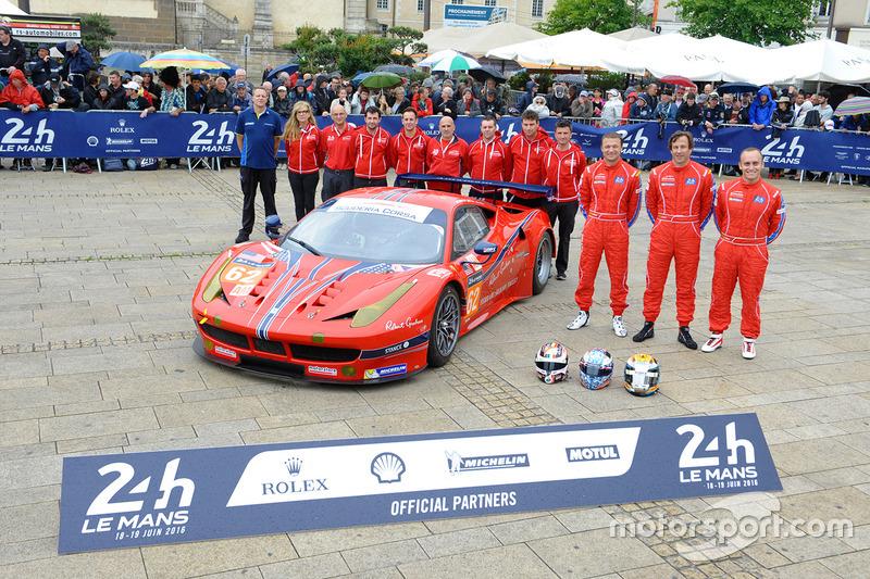 #62: Scuderia Corsa