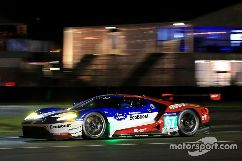 31: #67 Ford Chip Ganassi Racing Ford GT: Marino Franchitti, Andy Priaulx, Harry Tincknell