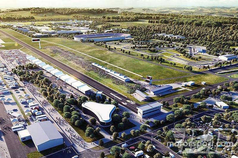 Modernisierungspläne: Queensland Raceway in Ipswich
