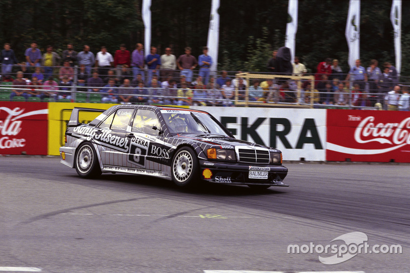 Клаус Людвиг, Mercedes 190E 2.5-16 Evo2