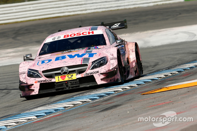 13. Christian Vietoris, Mercedes-AMG Team Mücke, Mercedes-AMG C 63 DTM DTM