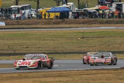 Mariano Werner, Werner Competicion Ford, Facundo Ardusso, JP Racing Dodge