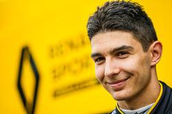 Esteban Ocon, Renault Sport F1 Team Piloto de pruebas