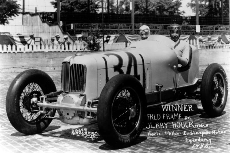 1932: Fred Frame