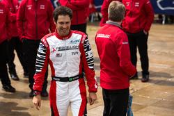 #1 Rebellion Racing Rebellion R-13: Bruno Senna