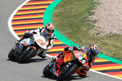 Miguel Oliveira, Red Bull KTM Ajo Sam Lowes, Swiss Innovative Investors Moto2 race