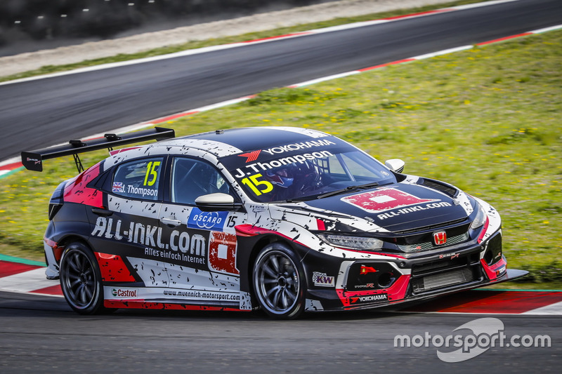 ALL-INKL.COM Münnich Motorsport – Honda Civic FK8 Type R TCR