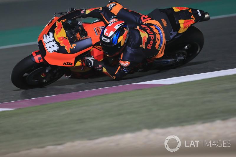 20. Bradley Smith, Red Bull KTM Factory Racing