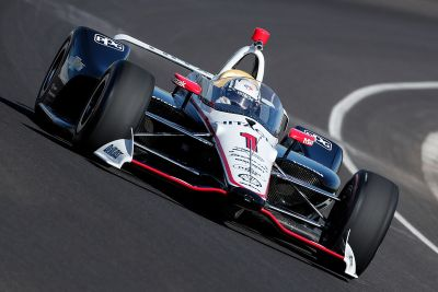 IndyCar-Test in Indianapolis