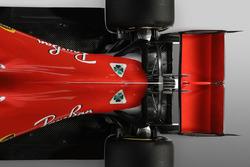 Ferrari SF71H rear detail