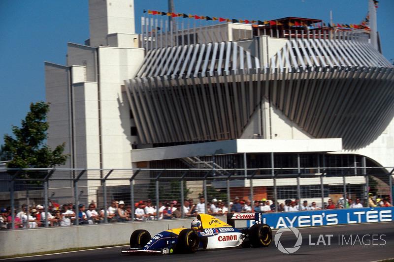 GP de Canadá 1993