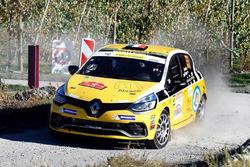 Olivier Courtois, Hubert Risser, Courtois Sport, Renault Clio R3T