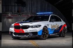 BMW M5 MotoGP Safety-Car