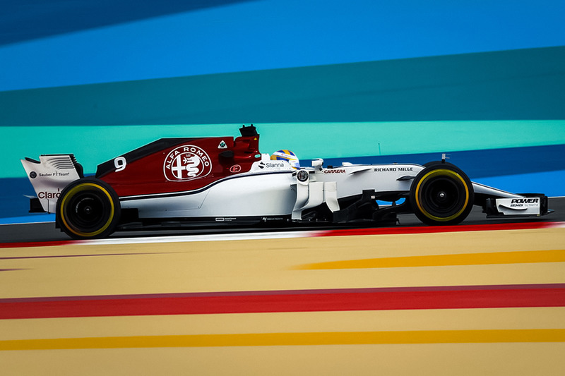 The Alfa Romeo Sauber C37 reimagined without halo