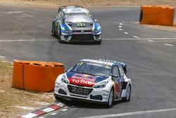 Timmy Hansen, Team Peugeot Hansen, Peugeot 208