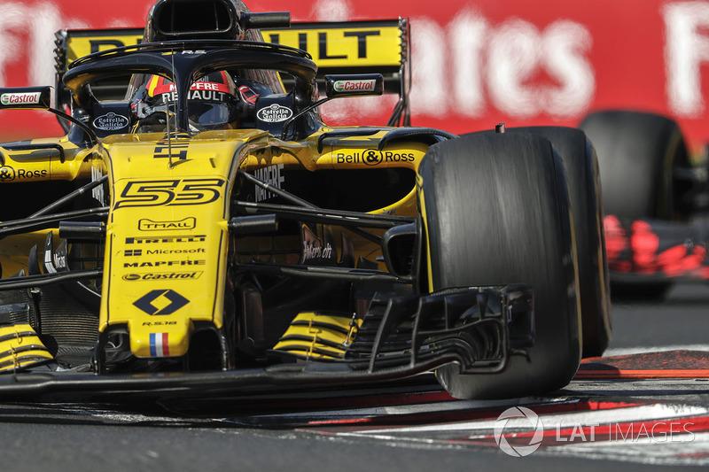 10 місце — Карлос Сайнс, Renault