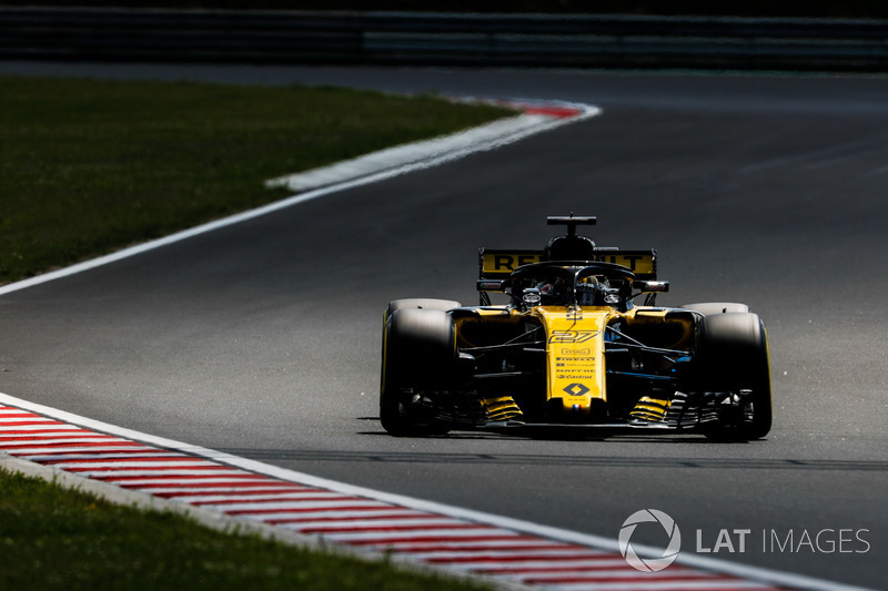8. Nico Hulkenberg, Renault Sport F1 Team RS 18