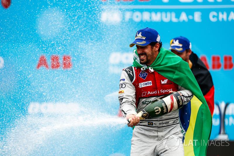 Lucas di Grassi, Audi Sport ABT Schaeffler, 2°