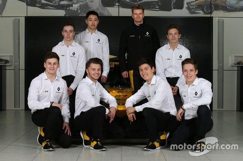 2018 Renault Sport Academy