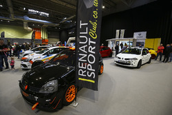 The Renault Sport Club stand