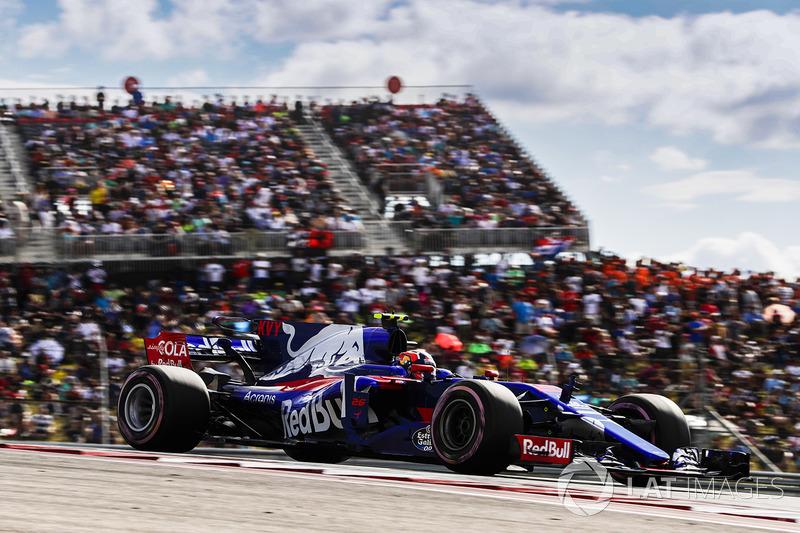 11: Daniil Kvyat, Scuderia Toro Rosso STR12