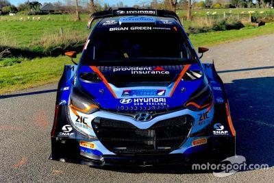 Präsentation: Paddon Rallysport Hyundai AP4
