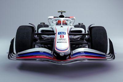 2022 F1 car unveil