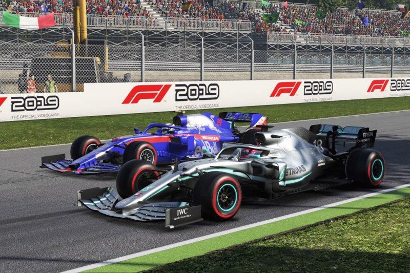 الفورمولا واحد 2019