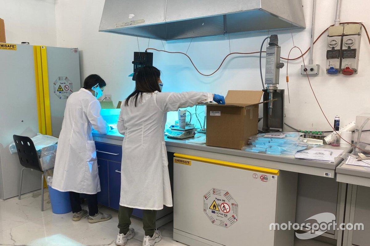 Mascherine Nanoprom
