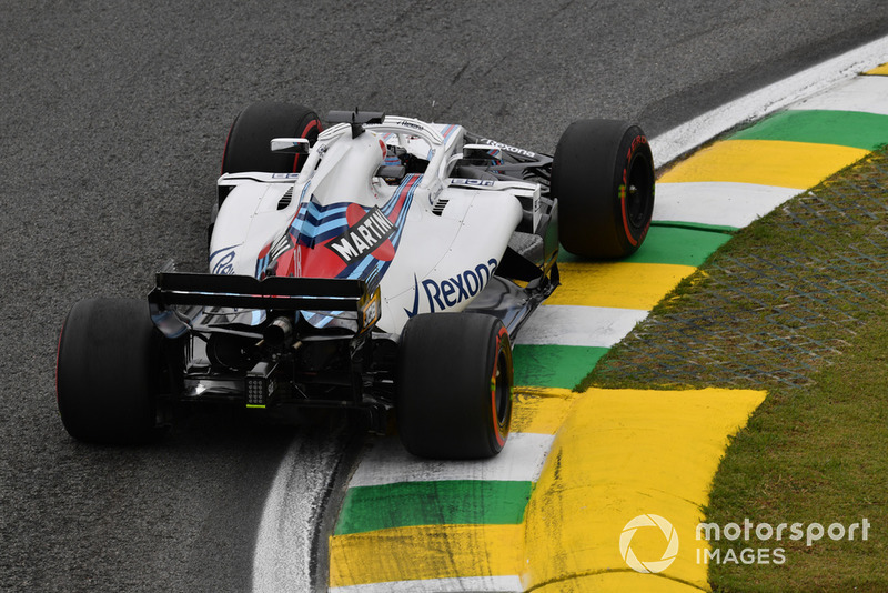 Williams in der Formel 1 2018