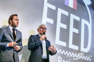 Presentación Feed France Racing