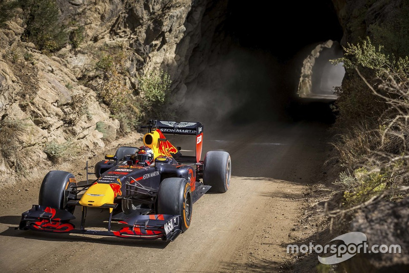 Max Verstappen, Red Bull Racing en Colorado