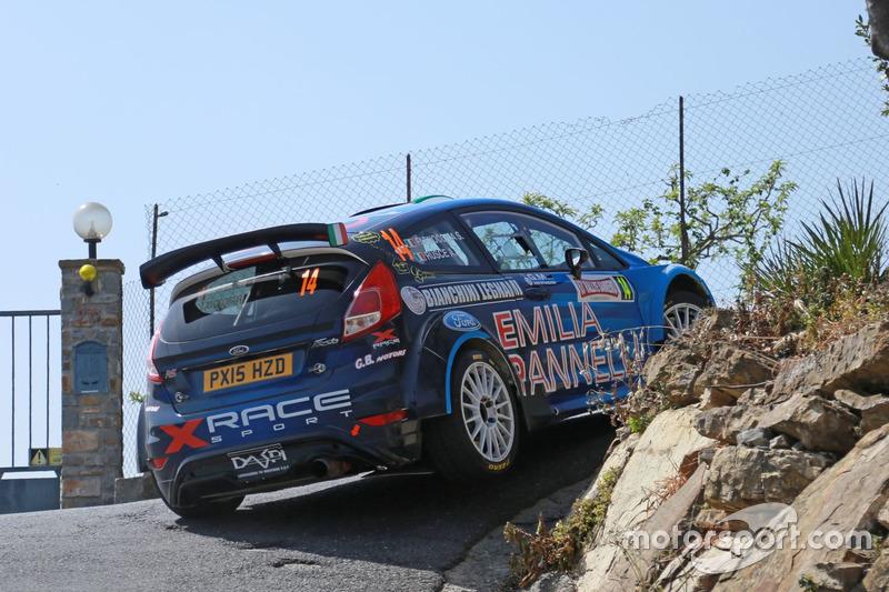 Antonio Rusce e Sauro Farnocchia, Ford Fiesta R5, GB Motors