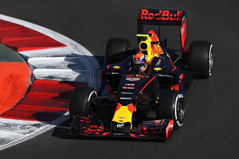 3: Макс Ферстаппен, Red Bull Racing RB12
