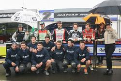 Juan Jose Ebarlin, Donto Racing Torino, Matias Rossi, Donto Racing Chevrolet, Laureano Campanera, Do