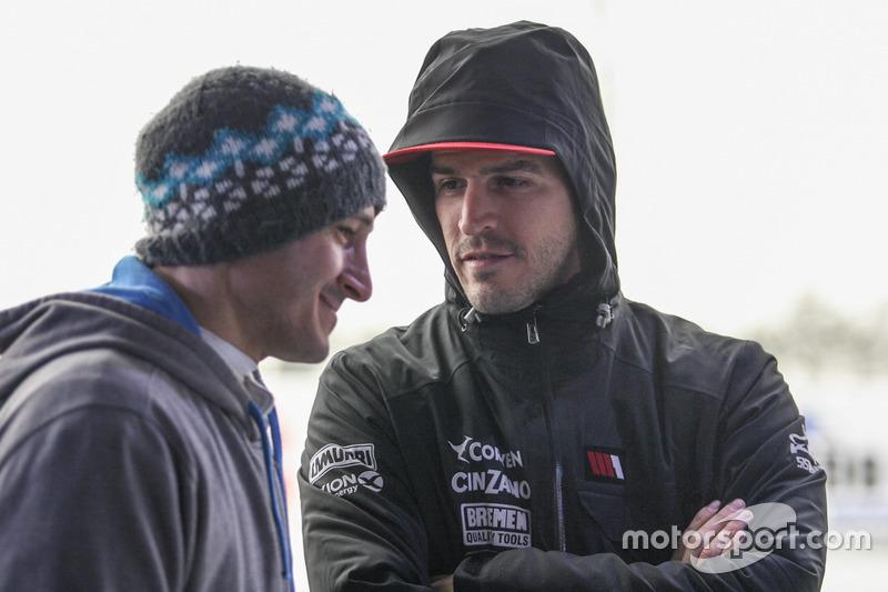Laureano Campanera, Donto Racing Chevrolet, Matias Rossi, Donto Racing Chevrolet