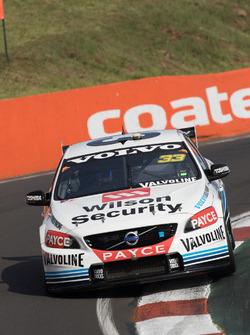 Scott McLaughlin and David Wall, Garry Rogers Motorsport Volvo