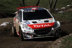 Hubert Ptaszek, Maciek Szczepaniak, Peugeot
